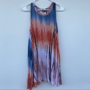 3/$20🌵 By together tie dye top size small